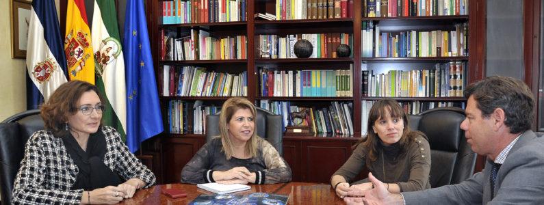 La Alcaldesa de Jerez recibe a CEEI Bahía de Cádiz
